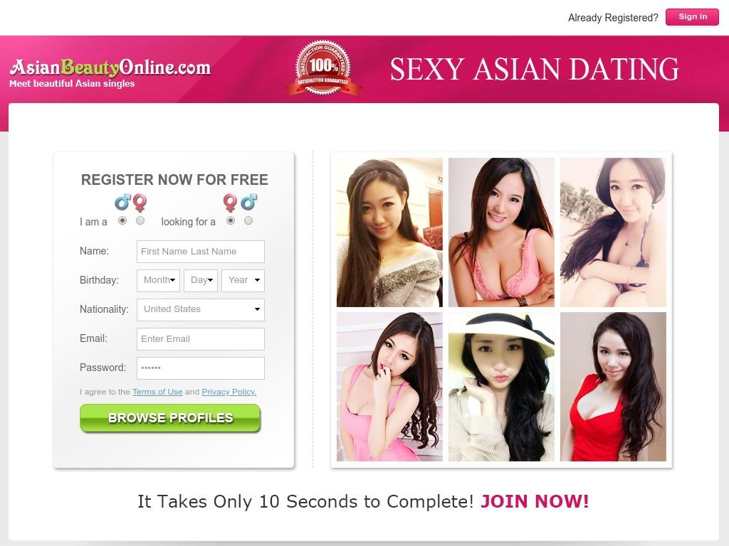 Asian Beauty Online Dating Post Thumbnail