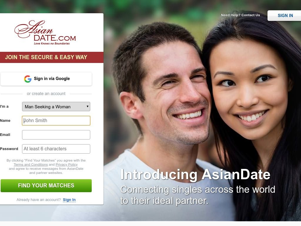 Asian Date Dating Post Thumbnail